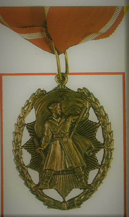 05 Order of the national hero