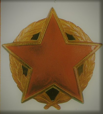 07 Order of Partisan stars with golden wreath
