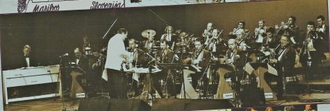 Toti big band, z reklamnega letaka